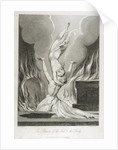 The Reunion of the Soul and the Body by William Blake