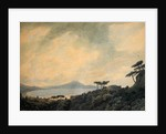 Bay of Naples from Capodimonte by John Robert Cozens