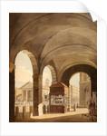 St. Paul's, Covent Garden by John Miller
