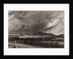 Old Sarum, engraved by David Lucas by John Constable