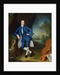 Portrait of Man by George Romney