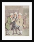The Doctor's Consultation by Thomas Rowlandson