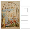 The Book of Thel by William Blake