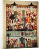 Enthronement of Suleyman the Magnificent from the 'Suleymanname' by Arifi by Turkish School