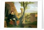 Percy Bysshe Shelley by Joseph Severn