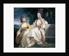 Mrs Thrale and her Daughter Hester (Queeney) by Sir Joshua Reynolds