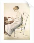 Fanny Austen-Knight by Cassandra Austen