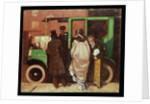 The Taxi Cab by Brake Baldwin