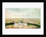View of Washington by American School