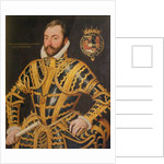 William Somerset 3rd Earl of Worcester by English School