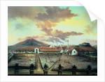A Sugar Plantation in the South of Trinidad, c.1850 by C. Bauer