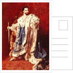 Ludwig II by Gabriel Schachinger
