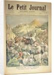 Revolt in India: the English Besieged at Mala-Khan by Oswaldo Tofani