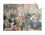 Jubilee of the Queen of England: The Cortege by Oswaldo Tofani