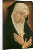The Virgin of Sorrow by Simon Marmion