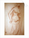 Nude by Auguste Rodin