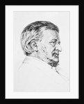 Portrait of Wagner by Anonymous