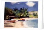 Tartane, Martinique by Claude Salez