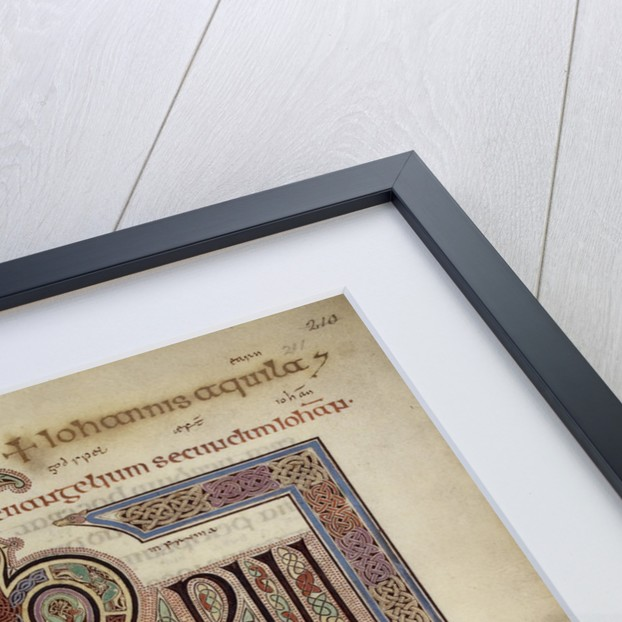 Lindisfarne Gospels by Anonymous