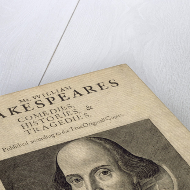William Shakespeare by Anonymous