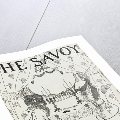The Savoy by Aubrey Beardsley
