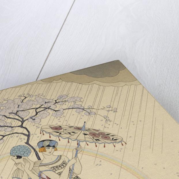 L'arc-en-ciel by George Barbier