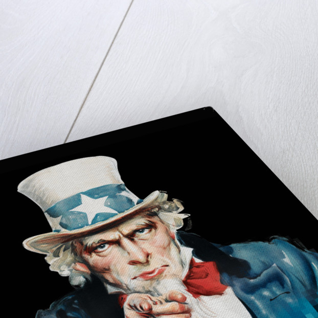 Uncle Sam by James Montgomery Flagg