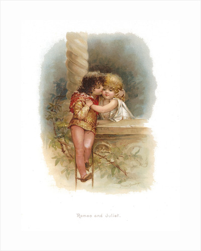 Romeo and Juliet by Edric Vredenburg