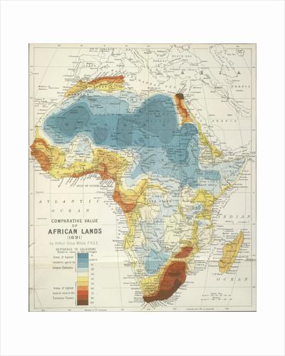 Africa by Arthur Silva White