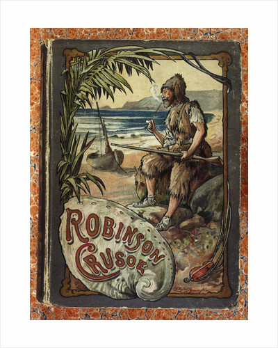 Robinson Crusoe by J. Ayton Symington