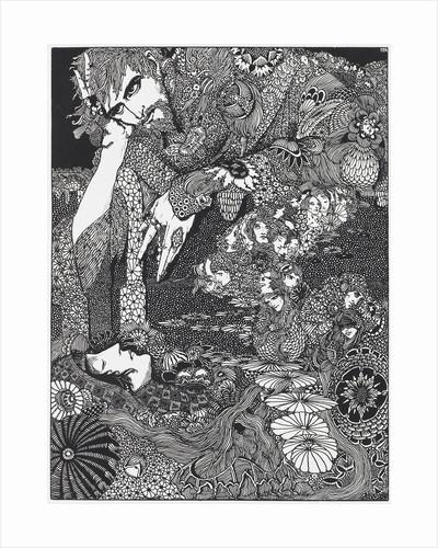 Morella by Harry Clarke