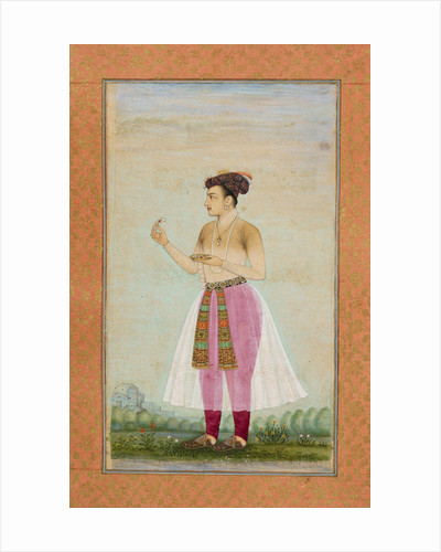 Prince Dara Shikoh by Chitarman