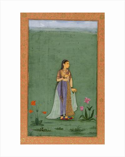 Princess Nadira Banu Begum by Balchand