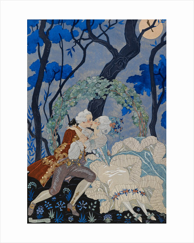 The look of love by George Barbier