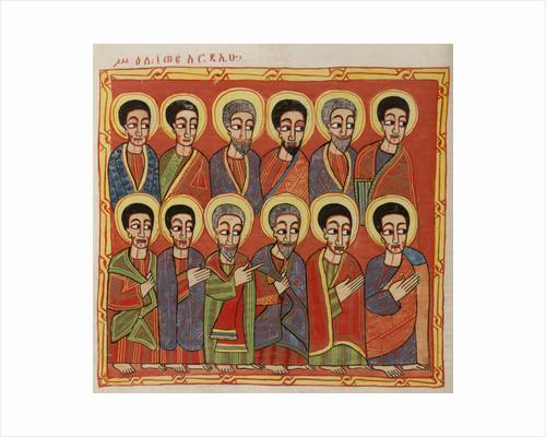 The twelve apostles by Anonymous