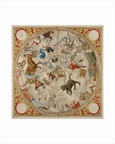 Celestial Hemispheres by Thomas Hood