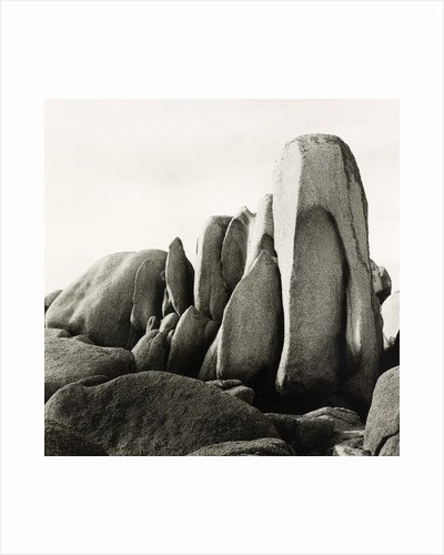 White Rocks by Fay Godwin