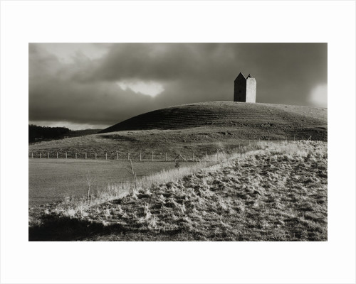 Stone tower by Fay Godwin