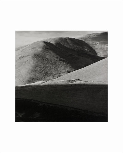 Roman fortlet by Fay Godwin
