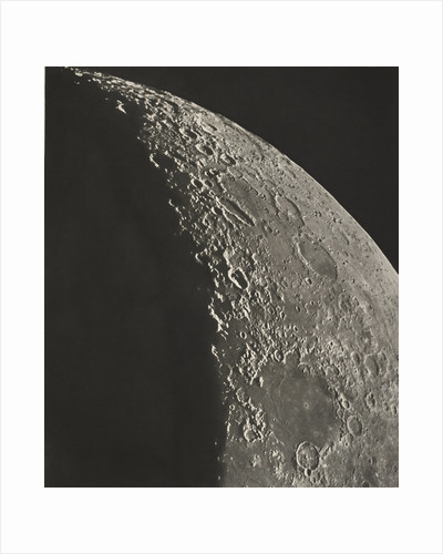 The moon by Charles le Morvan