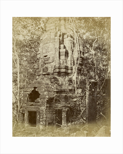 Tower of Prea Sat Ling Poun by John Thomson