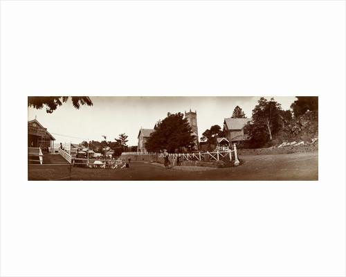 Holy Trinity Church, Murree, 1900s. by Thomas Higham