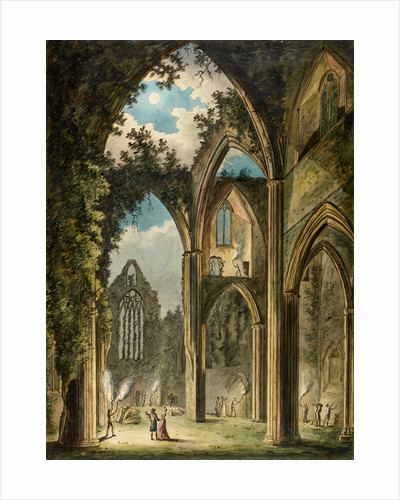 Tintern Abbey by Anonymous