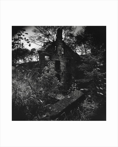 Staups Mill by Fay Godwin