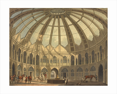 The Royal Pavilion at Brighton by John Nash