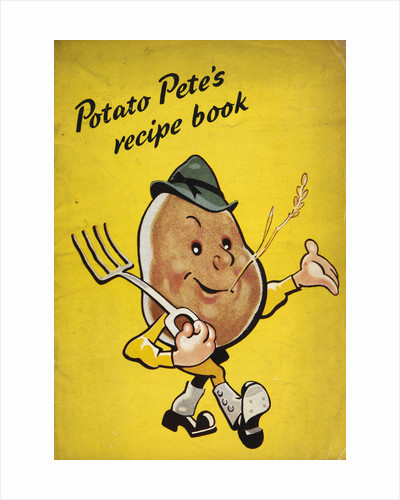 Potato Pete's recipe book by Anonymous