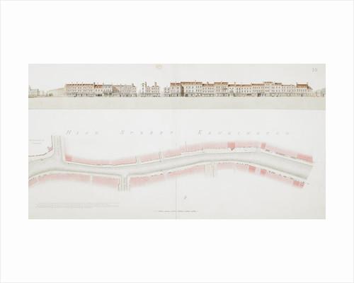 Kensington High Street by Joseph Salway