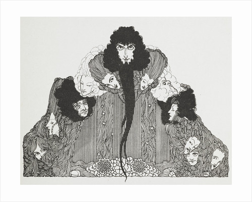 Bluebeard by Harry Clarke