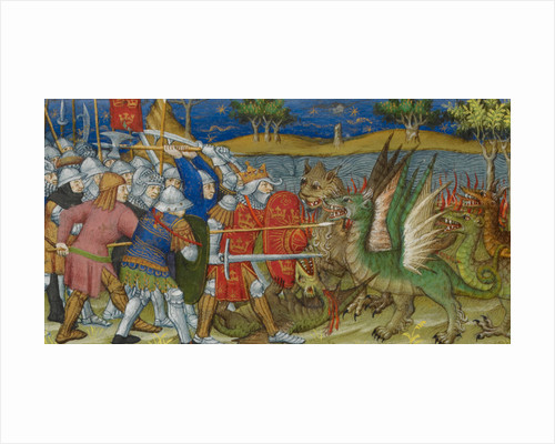 Alexander the Great's exploits by Anonymous