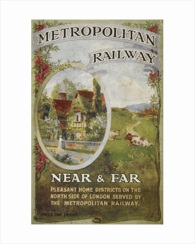 Metropolitan Railway: Near and Far by Anonymous